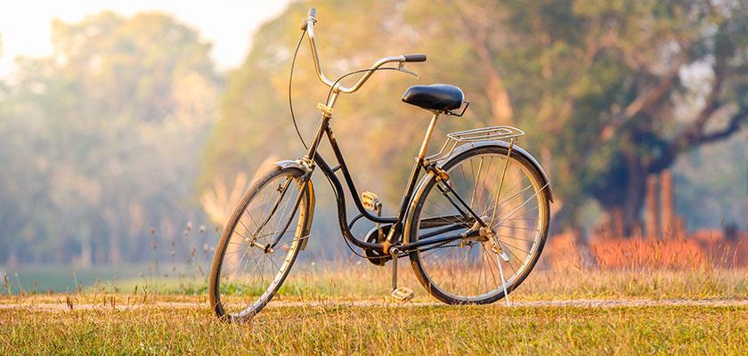 Olika cyklar för pendling