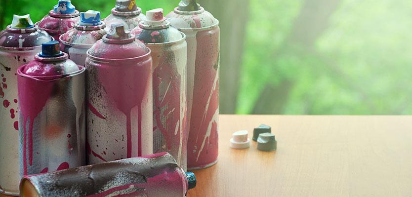 Så använder du sprayburkar för bästa resultat