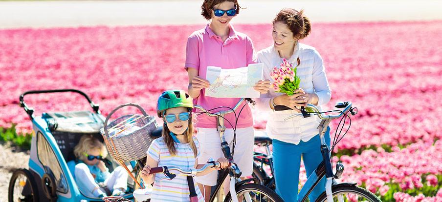 Cykelvagn för ditt barn – vad ska man tänka på vid valet