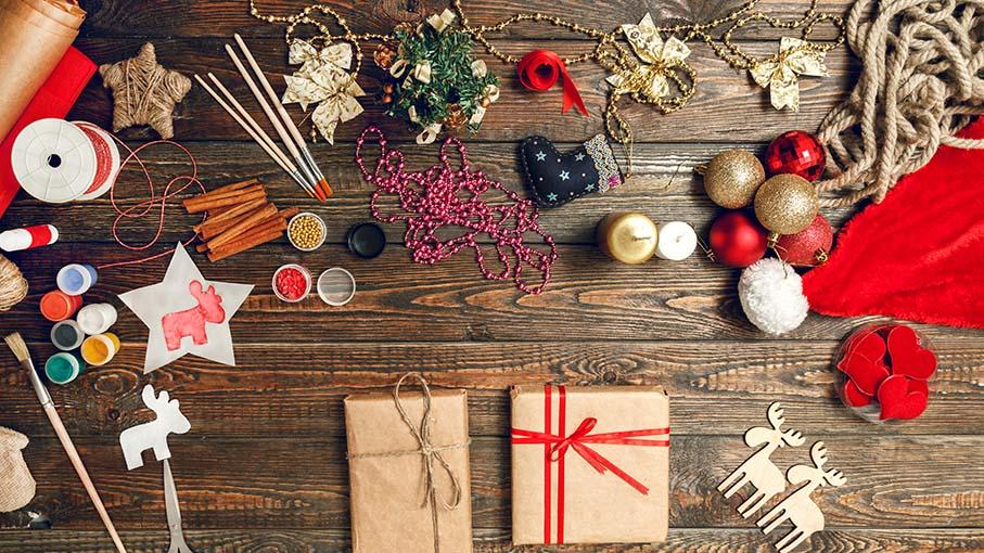 Enkla DIY-tips att göra till jul